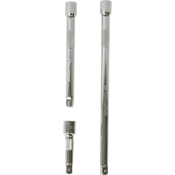 ToolPRO Extension Bar Set - 3 / 8 inch Drive, 3 Piece, , scaau_hi-res