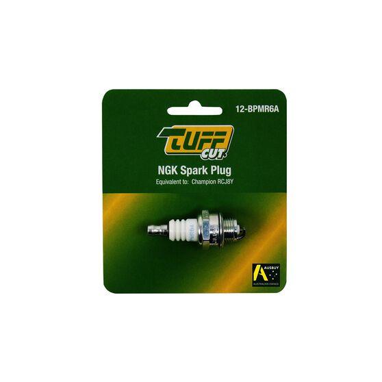 NGK Tuff Cut Mower Spark Plug - NGK BPMR6A, , scaau_hi-res
