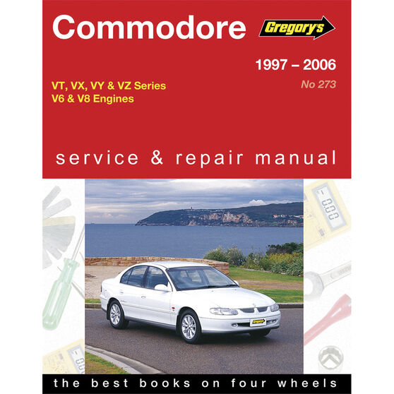 holden commodore vx head gasket replacement manual