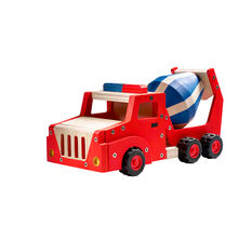 Stanley Jnr with tools Kit - Truck Build, Cement, , scaau_hi-res