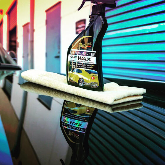 Meguiar's Ultimate Spray Wax - 450mL, , scaau_hi-res