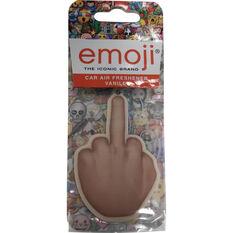 Emoji Bad Finger Air Freshener - Vanilla, , scaau_hi-res
