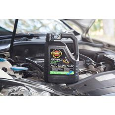 Automatic Transmission Fluid - Full Synthetic, 4 Litre, , scaau_hi-res