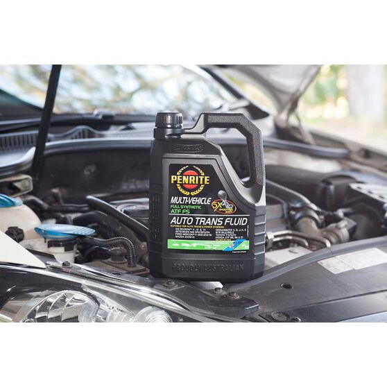 Penrite Automatic Transmission Fluid - Full Synthetic, 4 Litre, , scaau_hi-res