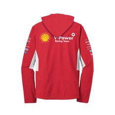 Shell V-Power Racing Team Men's 2020 Winter Jacket Red S, Red, scaau_hi-res