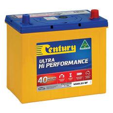 Century Ultra Hi Performance Car Battery NS60LSX MF, , scaau_hi-res