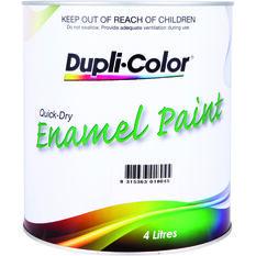 Paint - Enamel, Silver, 4 Litre, , scaau_hi-res