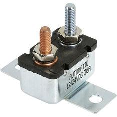 SCA Circuit Breaker Auto Reset - 30 AMP, , scaau_hi-res