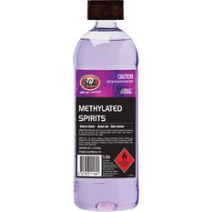 SCA Methylated Spirits - 1 Litre, , scaau_hi-res