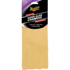 Meguiar's Synthetic Large Super Glide Chamois, , scaau_hi-res