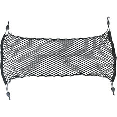 Cabin Crew Organiser - Boot Net, Black, 50 x 100cm, , scaau_hi-res