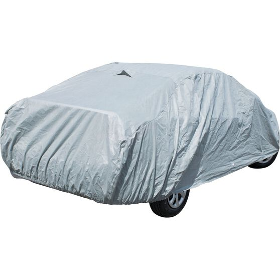 Coverall Waterproof Car Cover Gold Protection - Suits Medium Vehicles, , scaau_hi-res