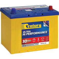 Century Ultra Hi Performance 4WD Battery NS70LX MF, , scaau_hi-res