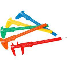 SCA Plastic Caliper Vernier - 150mm, , scaau_hi-res