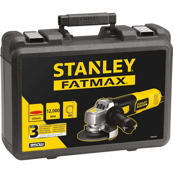 Stanley FatMax Angle Grinder - 850W, , scaau_hi-res