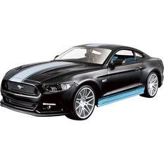 Die Cast, 2015 Ford Mustang - 1:18 scale model, , scaau_hi-res