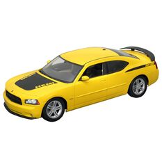 Diecast Model Charger - 1:24 Scale Car, , scaau_hi-res