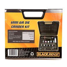 Blackridge Air Die Grinder Kit 15 Piece, , scaau_hi-res