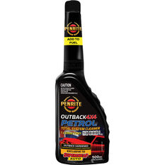 Penrite Outback 4x4 Total Fuel System Cleaner Petrol, 500mL, , scaau_hi-res