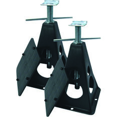 Explore Caravan Stabiliser Stands - Pair, , scaau_hi-res
