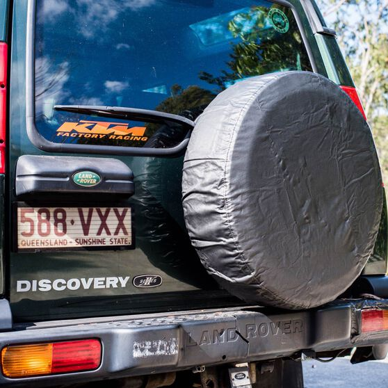 Ridge Ryder Spare Wheel Cover - Plain 29in, , scaau_hi-res