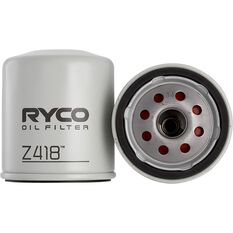 Ryco Oil Filter - Z418, , scaau_hi-res