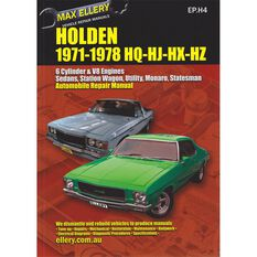 Ellery Car Manual For Holden 1971-1978 - EP.H4, , scaau_hi-res