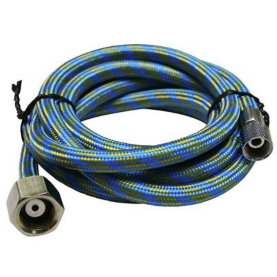 Blackridge Air Hose, Braided - 1.5m, , scaau_hi-res