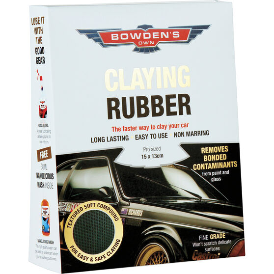 Bowden's Own Claying Rubber Pad, , scaau_hi-res