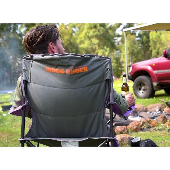 Ridge Ryder Kirra Camping Chair - 120kg, , scaau_hi-res