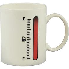 Fuel Gauge Coffee Mug - Heat Activated, , scaau_hi-res
