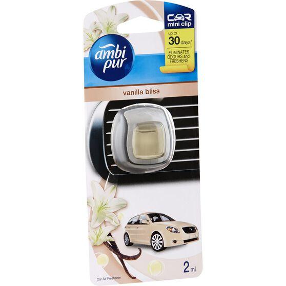 Ambi Pur Mini Air Freshener - Vanilla, 2mL, , scaau_hi-res