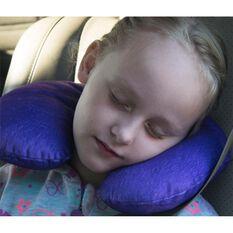 Little Car Neck Pillow - Purple, , scaau_hi-res