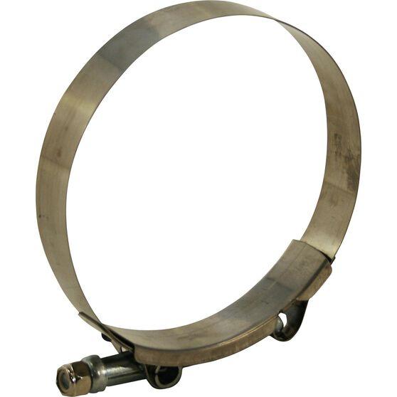 SAAS Hose Clamp - Stainless Steel, 102mm, , scaau_hi-res