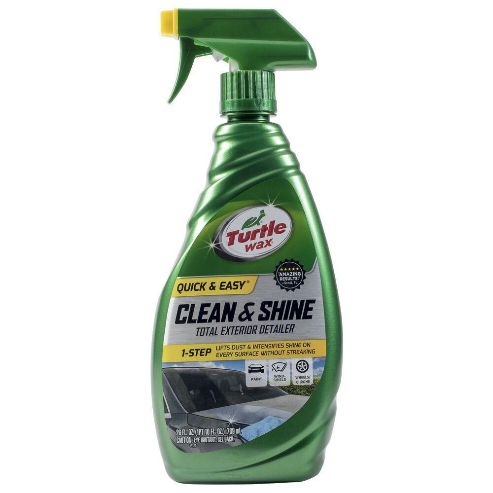 Master Car Wash >> Turtle Wax Clean and Shine Detailer - 769mL   Supercheap Auto