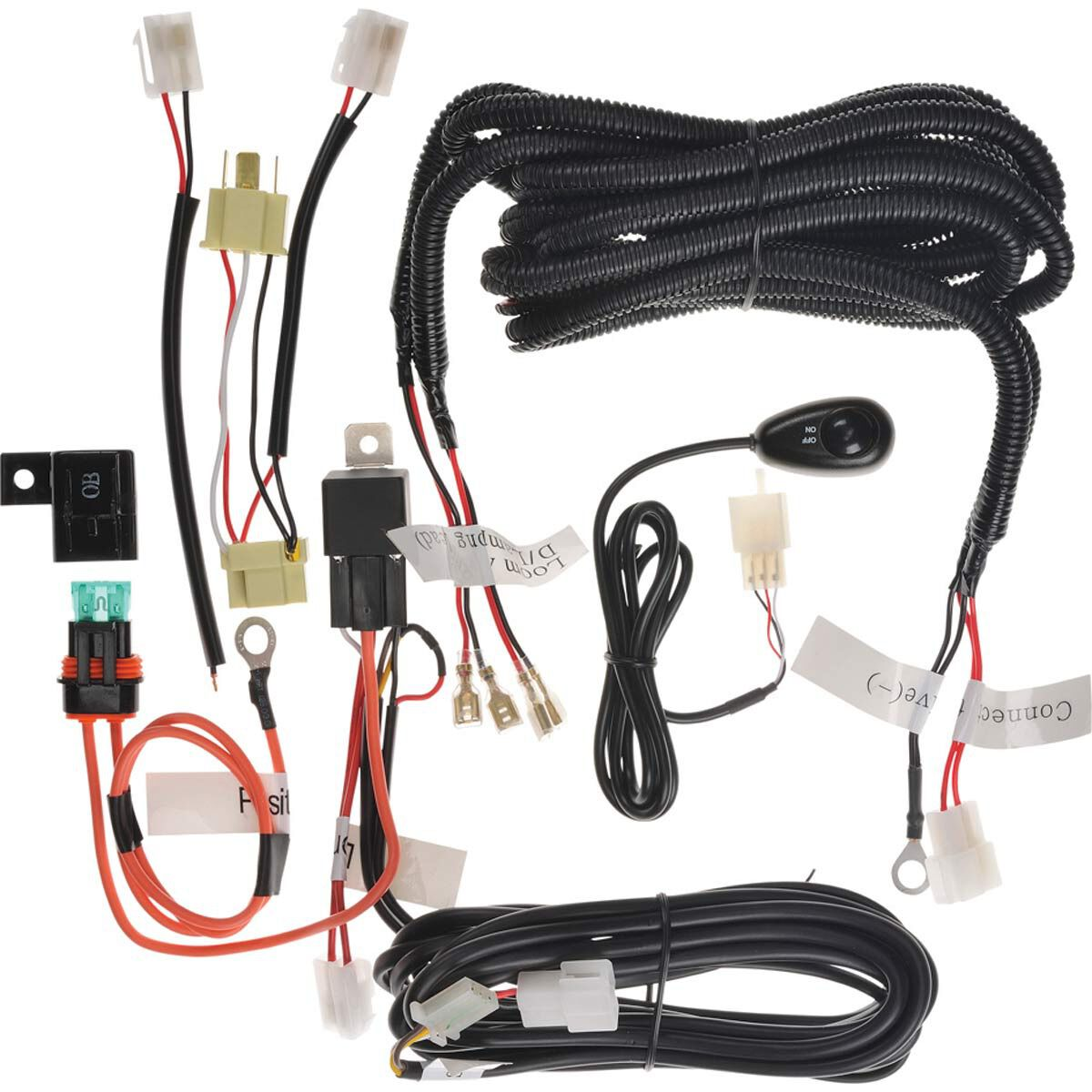 Spotlight Wiring Harness Hilux Wire Diagrams Diagram For Driving Lights Light Supercheap Auto Scaau Hi Res