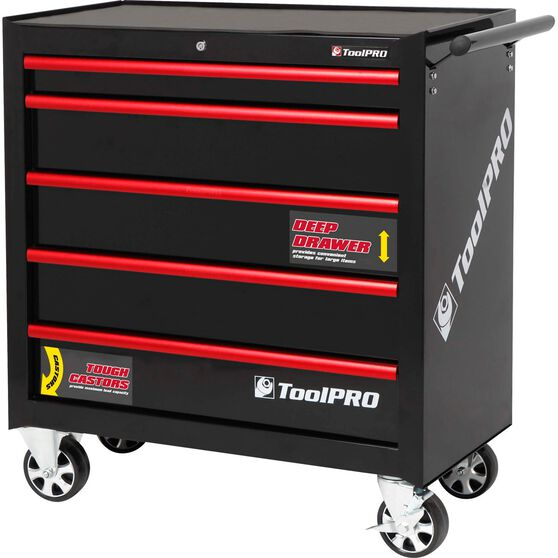 Tool Cabinet 5 Drawer Roller Cabinet 36 Supercheap Auto