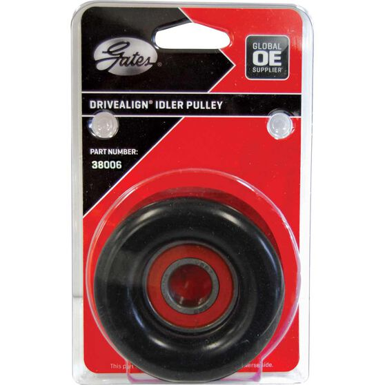 Gates Drive Belt Pulley - 38006, , scaau_hi-res