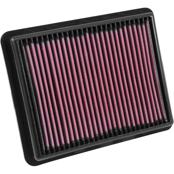 K&N Air Filter 33-3024 (Interchangeable with A1378), , scaau_hi-res