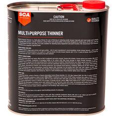 SCA Multi-Purpose Thinner 4 Litre, , scaau_hi-res