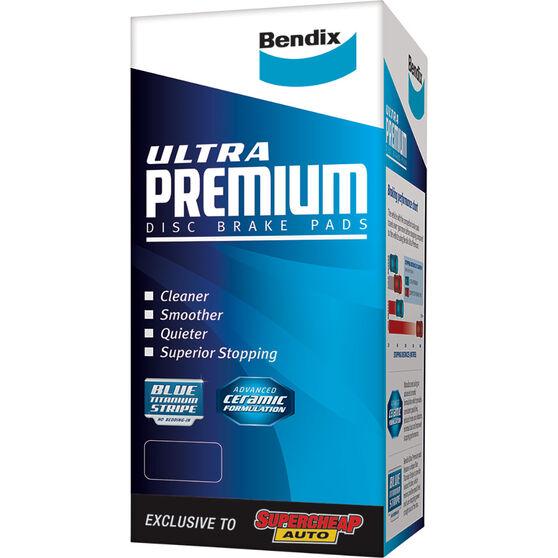 Bendix Ultra Premium Disc Brake Pads -DB1441UP, , scaau_hi-res