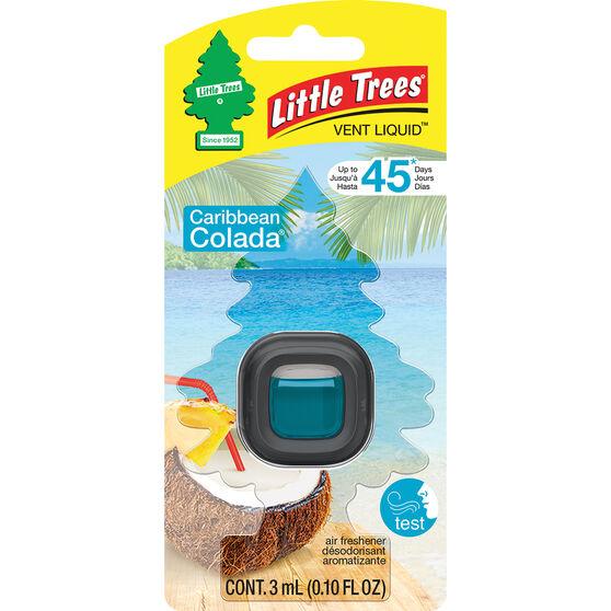 Little Trees Vent Air Freshener - Carabean Collada, 3mL, , scaau_hi-res