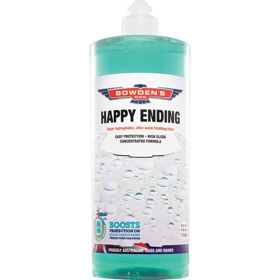 Bowden's Own Happy Ending Finishing Foam - 1L, , scaau_hi-res