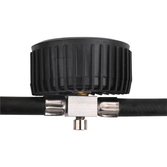 XTM Dual Air Compressor 250LPM 150PSI, , scaau_hi-res