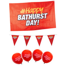 Happy Bathurst Day Party Pack, , scaau_hi-res