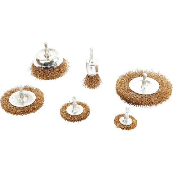 ToolPRO Wire Wheel Kit - 6 Piece, , scaau_hi-res