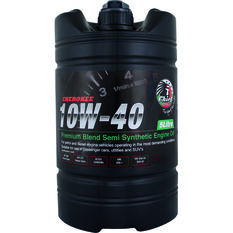 Cherokee Engine Oil - 10W-40, 5 Litre, , scaau_hi-res