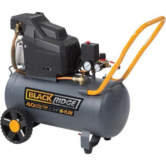 Blackridge Air Compressor Direct Drive 2 5HP 180LPM