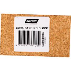 Norton Sanding Block, Cork, , scaau_hi-res