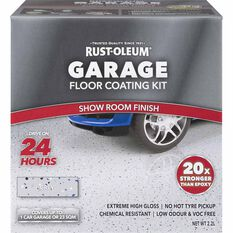 Garage Floor Coating Kit By Rust Oleum